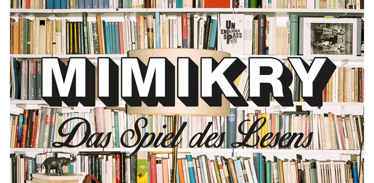 Mimiky - Das Spiel des Lesens